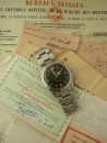 Rolex Explorer Gilt dial watch ref 6610 Box and Papers (1957)