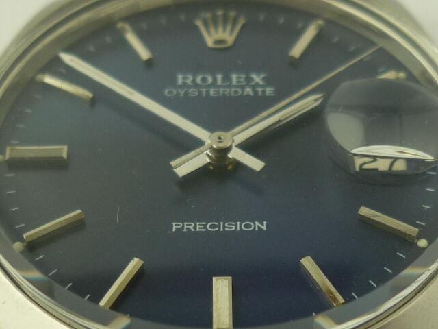 Rolex Oysterdate 6694 calibre 1225
