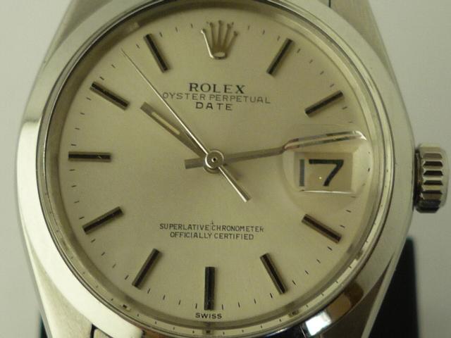 Rolex Oyster Perpetual 1500 calibre 1570
