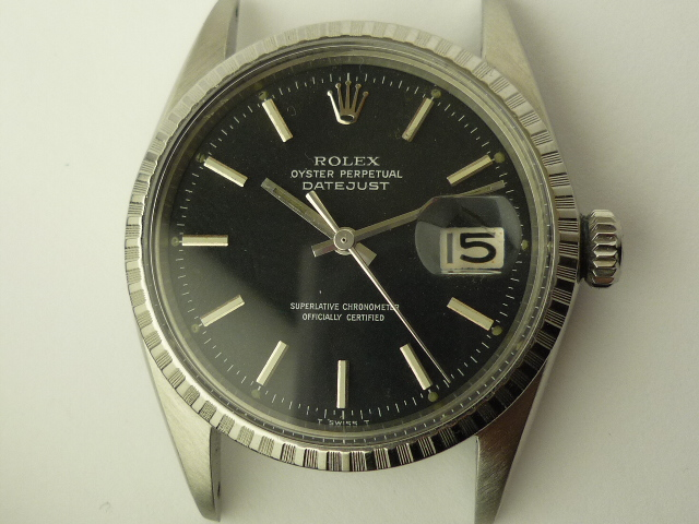 Rolex Oyster Datejust 1603