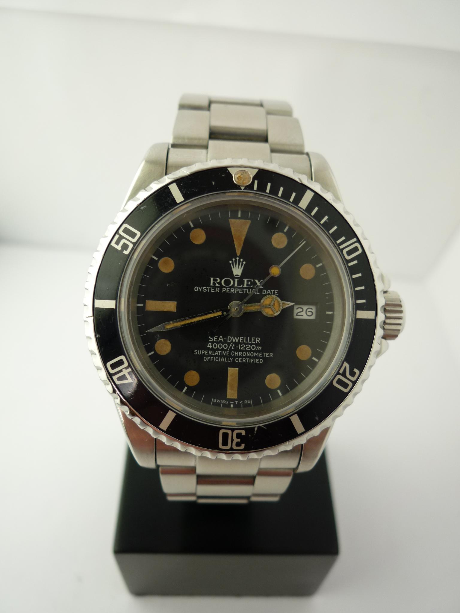 Rolex 16660 Sea Dweller