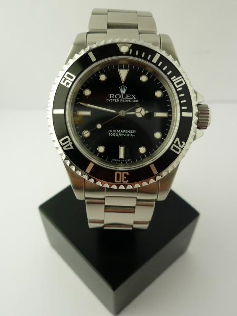 Rolex Submariner ref 14060 (1996)