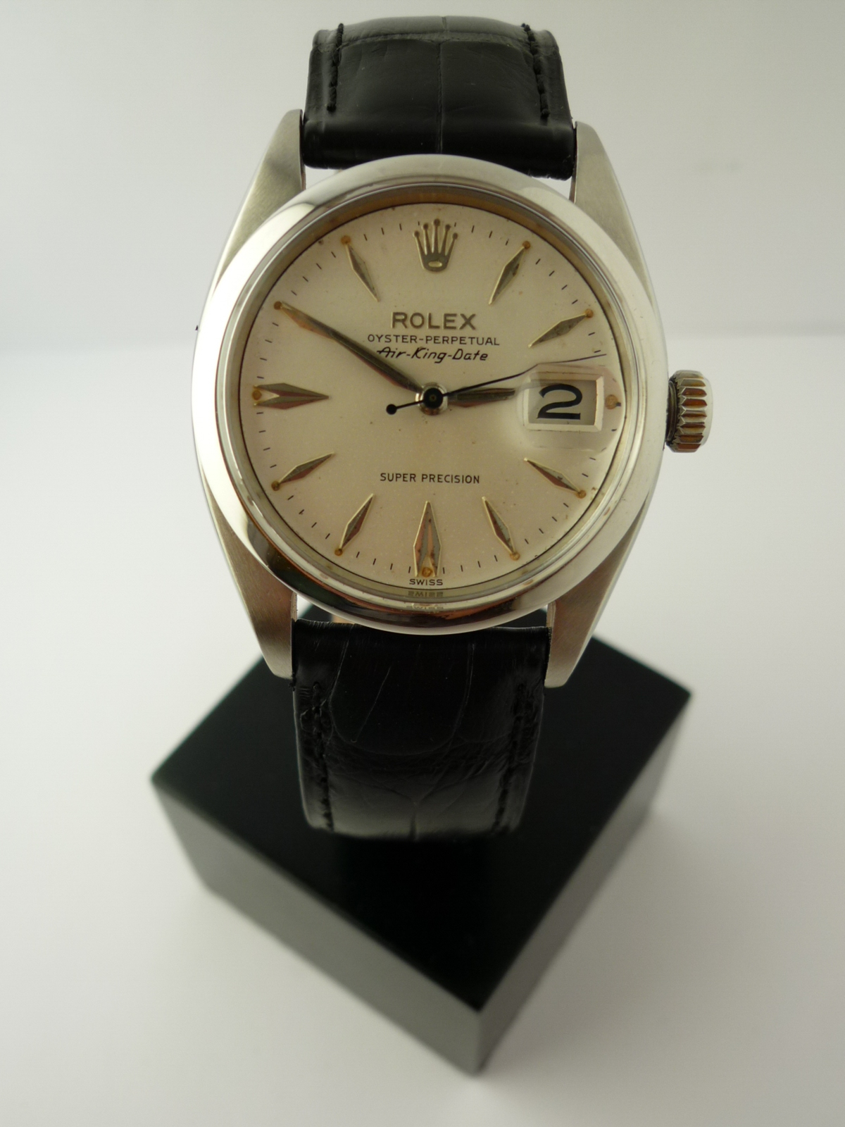 Rolex Oyster Perpetual Air King Date ref 5700 (1960)