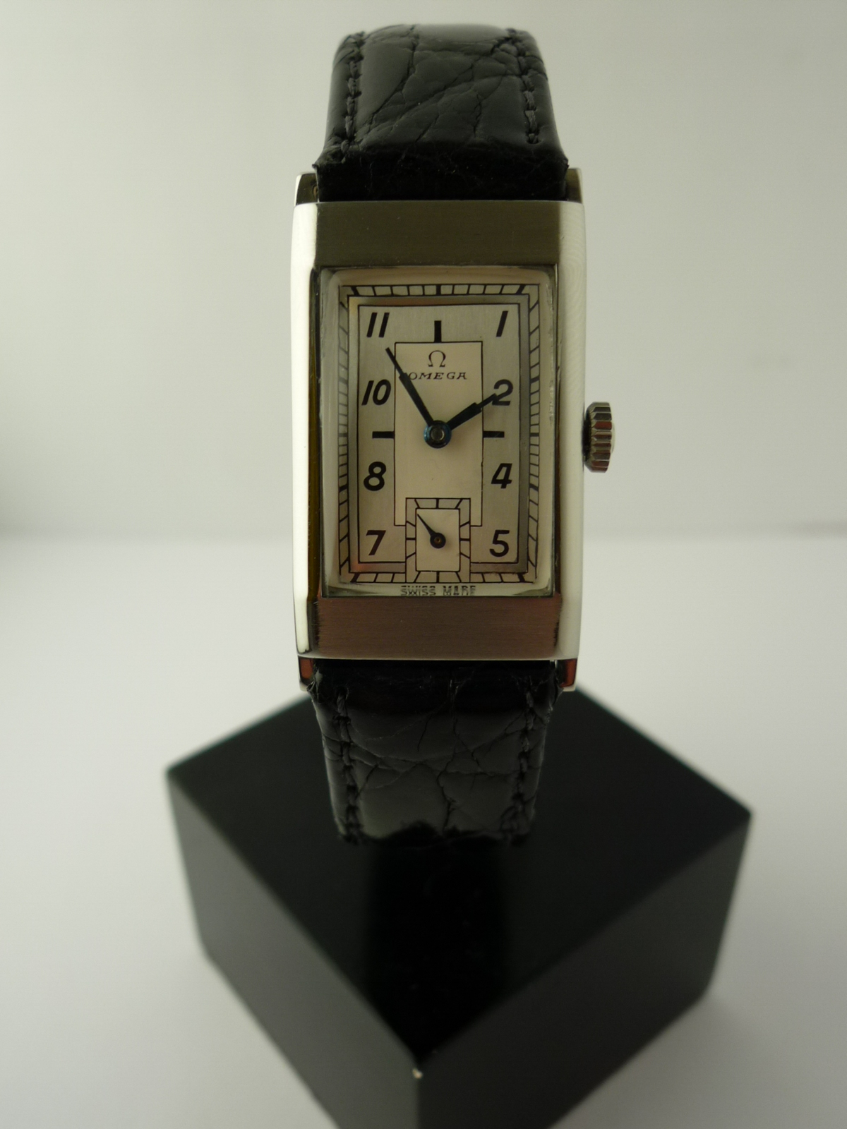 Omega Art Deco wristwatch ref:- CK3516 (1935)