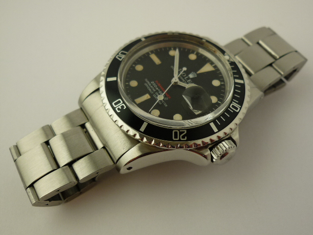 Rolex Red Submariner ref 1680 (1970)