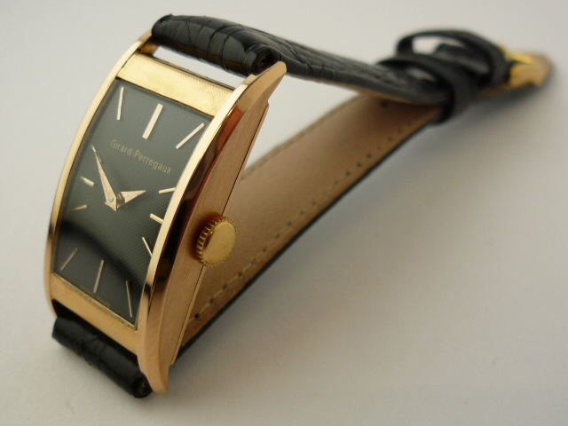 Girard Perregaux 18k watch (1966)