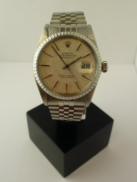 Vintage Rolex Datejust ref 16014 (1980)