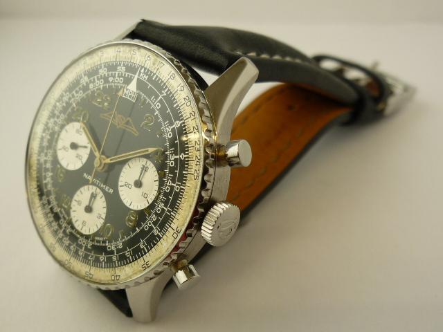 Breitling/AOPA Navitimer 809 (1964) 24 hour