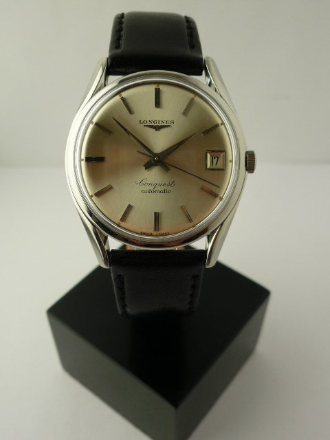 Longines Conquest automatic watch (1966)