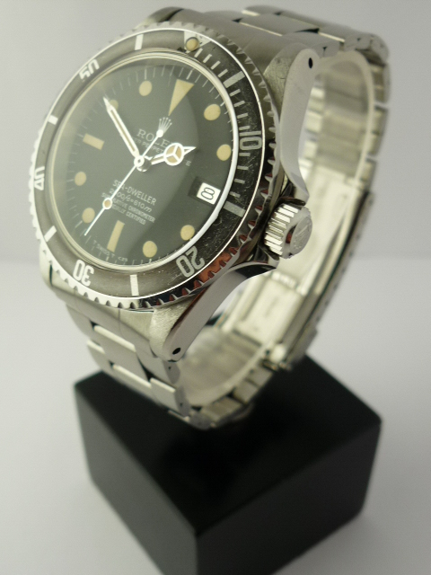 Rolex Rail Dial Sea-Dweller ref 1665 (1978)