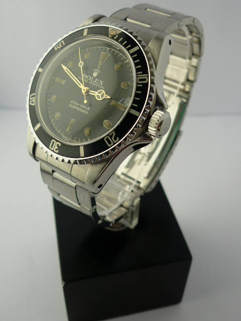 Rolex 5512 Gilt Dial Submariner PCG (1962)