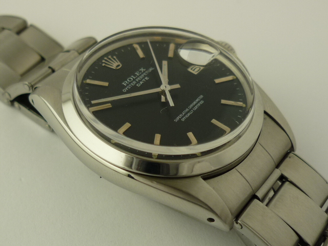 vintage rolex oyster perpetual date ref 6534  1959
