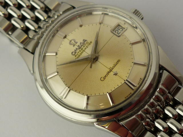 Omega Constellation watch ref 14393-61 SC (1961)