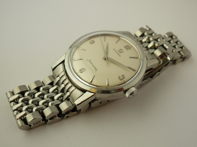 Omega Seamaster Watch Ref 14722-2 (1960)