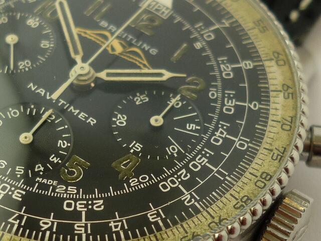Breitling AOPA Navitimer watch ref 806 (1963)