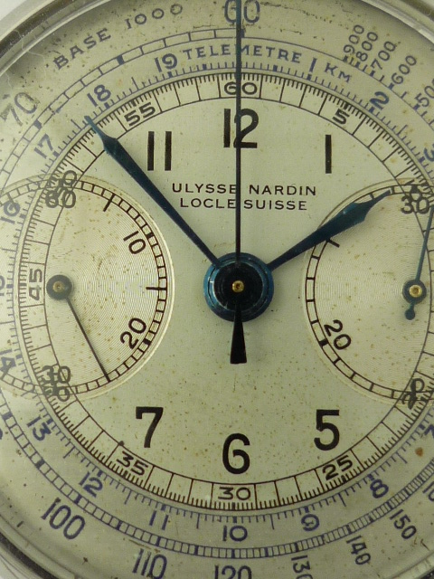 Ulysse Nardin watch (1940)