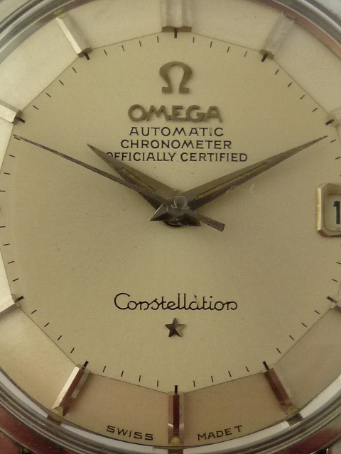 Omega Constellation watch ref 168005 (1964)