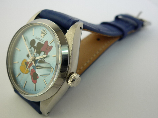 Rolex OysterDate Mickey Mouse watch ref 6694 (1968)