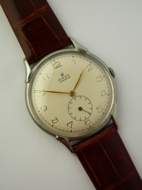 Rolex Precision watch ref 4498 (1949)