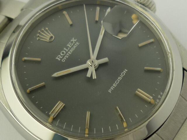 Vintage Rolex OysterDate Precision watch ref 6694 (1972)