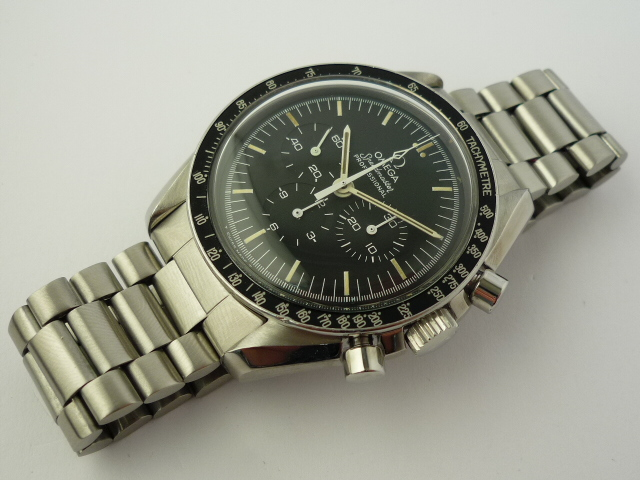 Omega Speedmaster watch ref 145-022 cal 861 (1978)