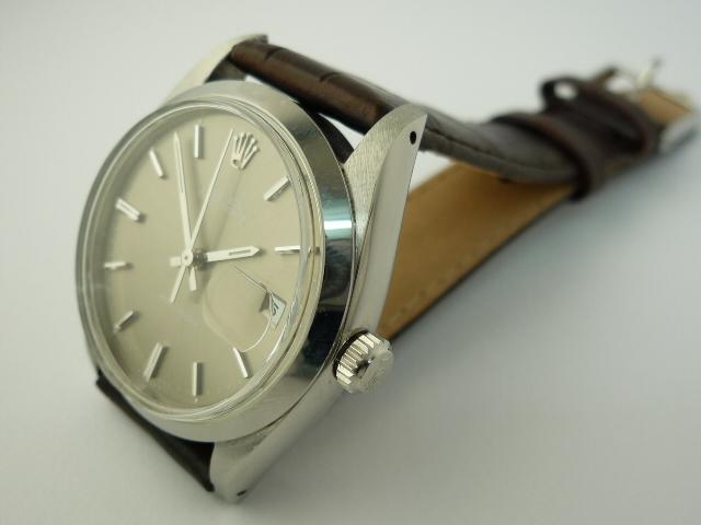 Vintage Rolex OysteDate precision ref 6694 (1962).