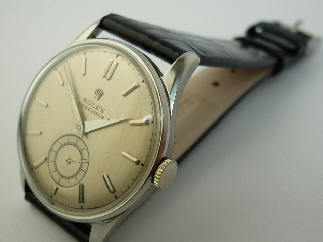 Rolex Precision watch ref 4658 (1960)