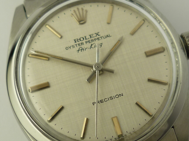 Rolex Oyster Perpetual Air-King ref 5500 watch (1964)