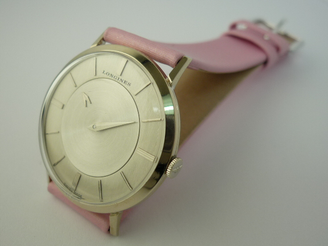Longines classic dress watch (1957)
