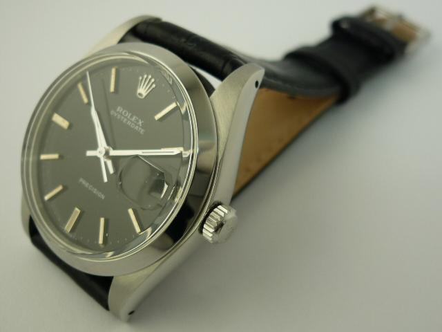Vintage Rolex OysterDate precision watch ref 6694 (1960).