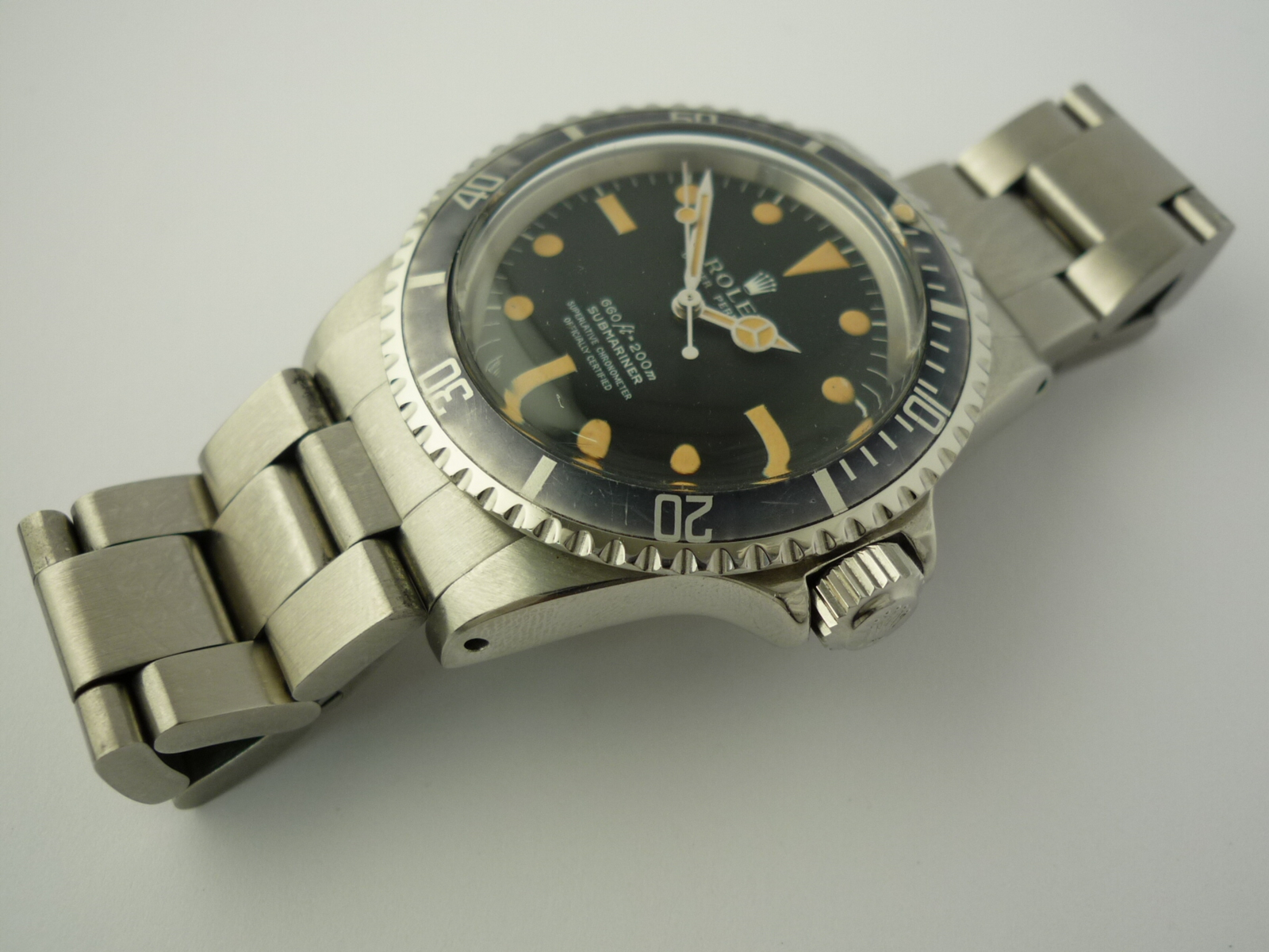 Rolex Oyster Perpetual Submariner ref 5512  (1978)