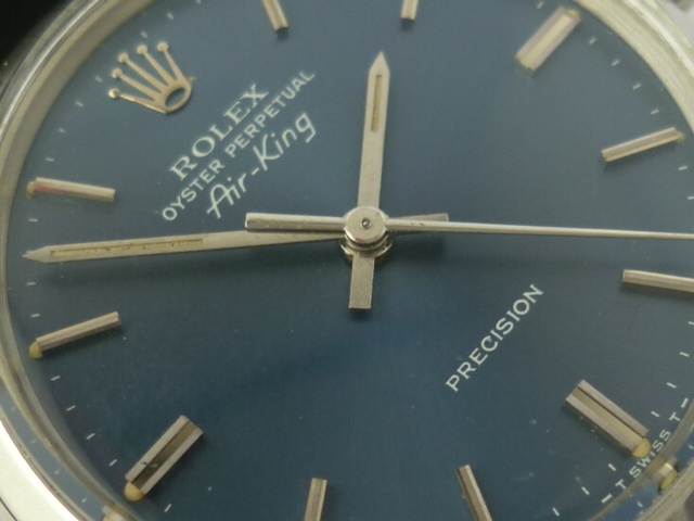 Rolex Oyster Perpetual AirKing ref 5500 watch (1966)
