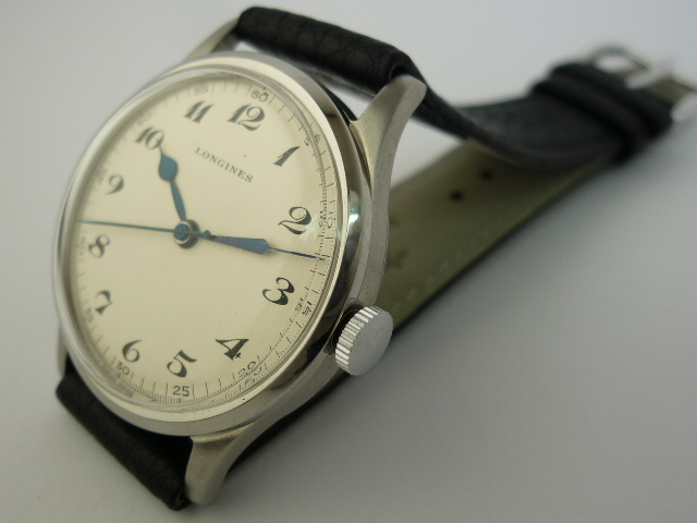 Vintage Longines Dress watch (1937).