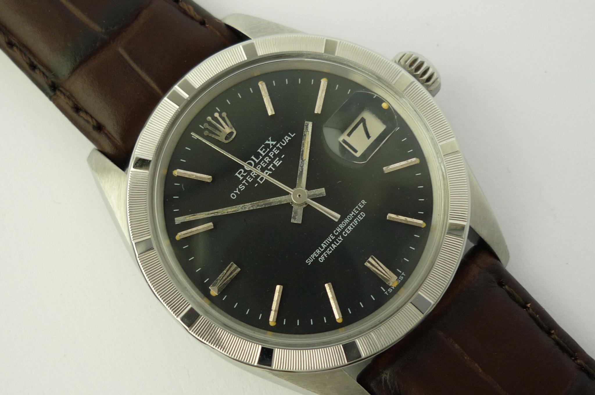 Rolex Date 1501Cari Supir