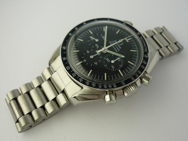 Omega Speedmaster Moonwatch ref 145-022 (1969)