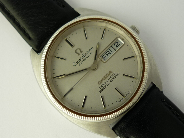 Omega Constellation Automatic watch ref 168-0057 (1972)