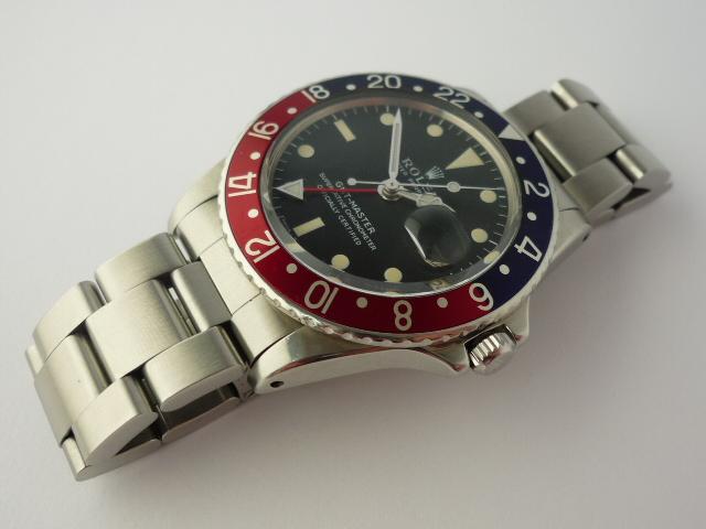 Rolex GMT Master ref 1675 Watch (1968)