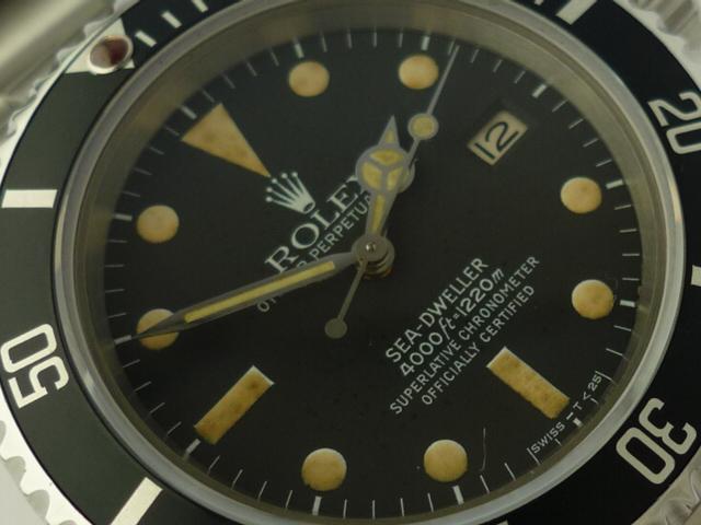 Rolex Oyster Perpetual Sea Dweller ref 16660 (1980)