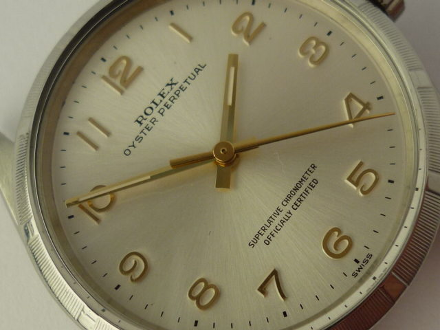 Rolex Oyster Perpetual ref 1003 (1968)