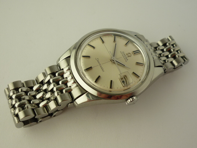 Omega Seamaster Chronometer watch ref 166-010 (1967)
