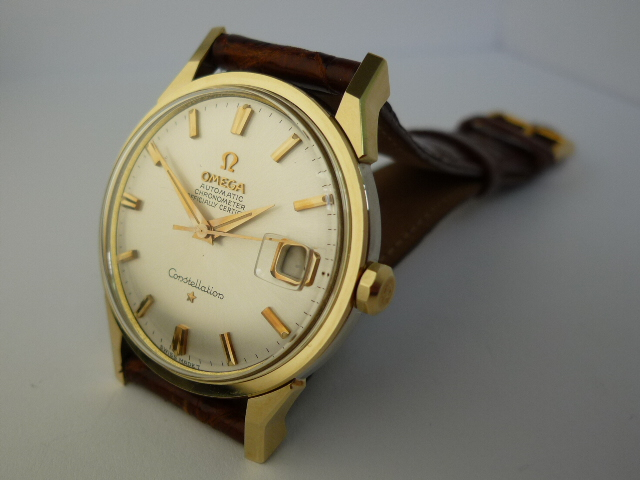 Omega Constellation Automatic watch ref 168-005 (1966)