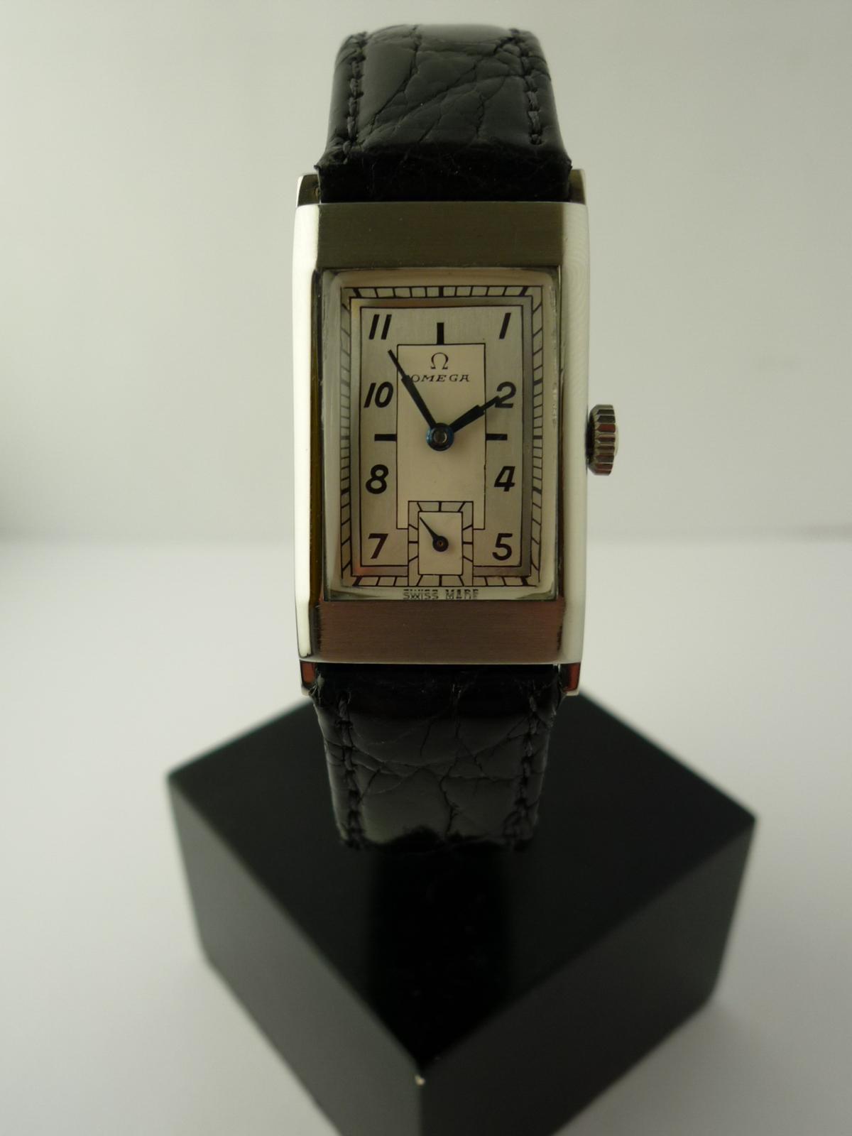 Omega Art Deco wristwatch ref:- CK3516 (1935)