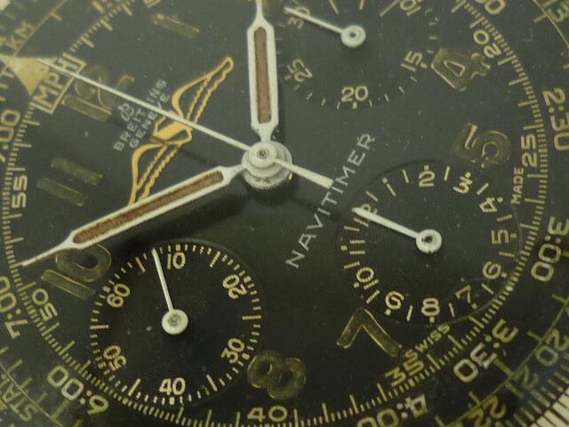 Breitling Aopa Navitimer Watch ref 806 (1960)