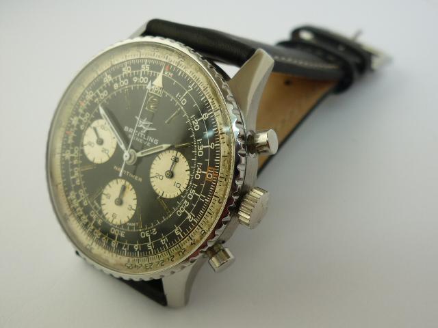 Breitling Navitimer Watch ref 806 (1969)
