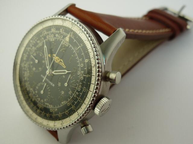 Breitling AOPA Navitimer Watch ref 806 (1958)
