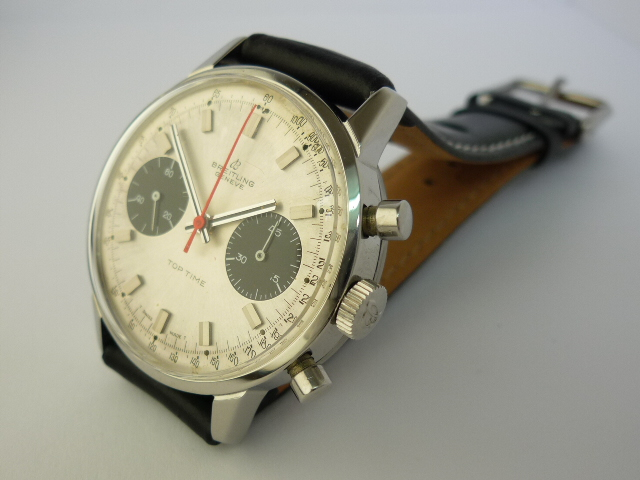 Breitling TOP TIME Wrist Watch ref 2002-33 (1969)