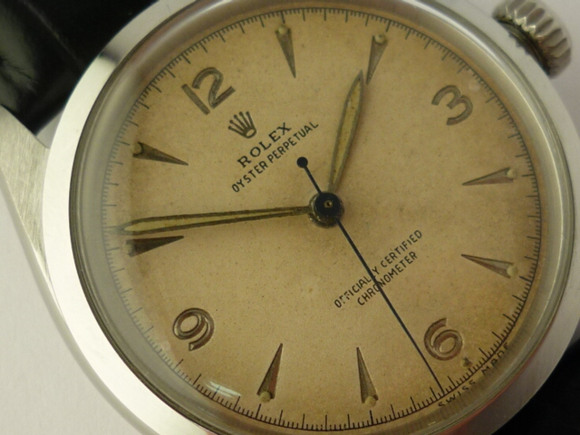 Rolex Oyster Perpetual Watch ref 6284 (1955)