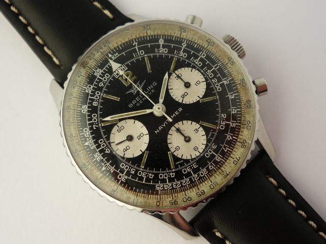 Breitling Navitimer Watch ref 806 (1964)