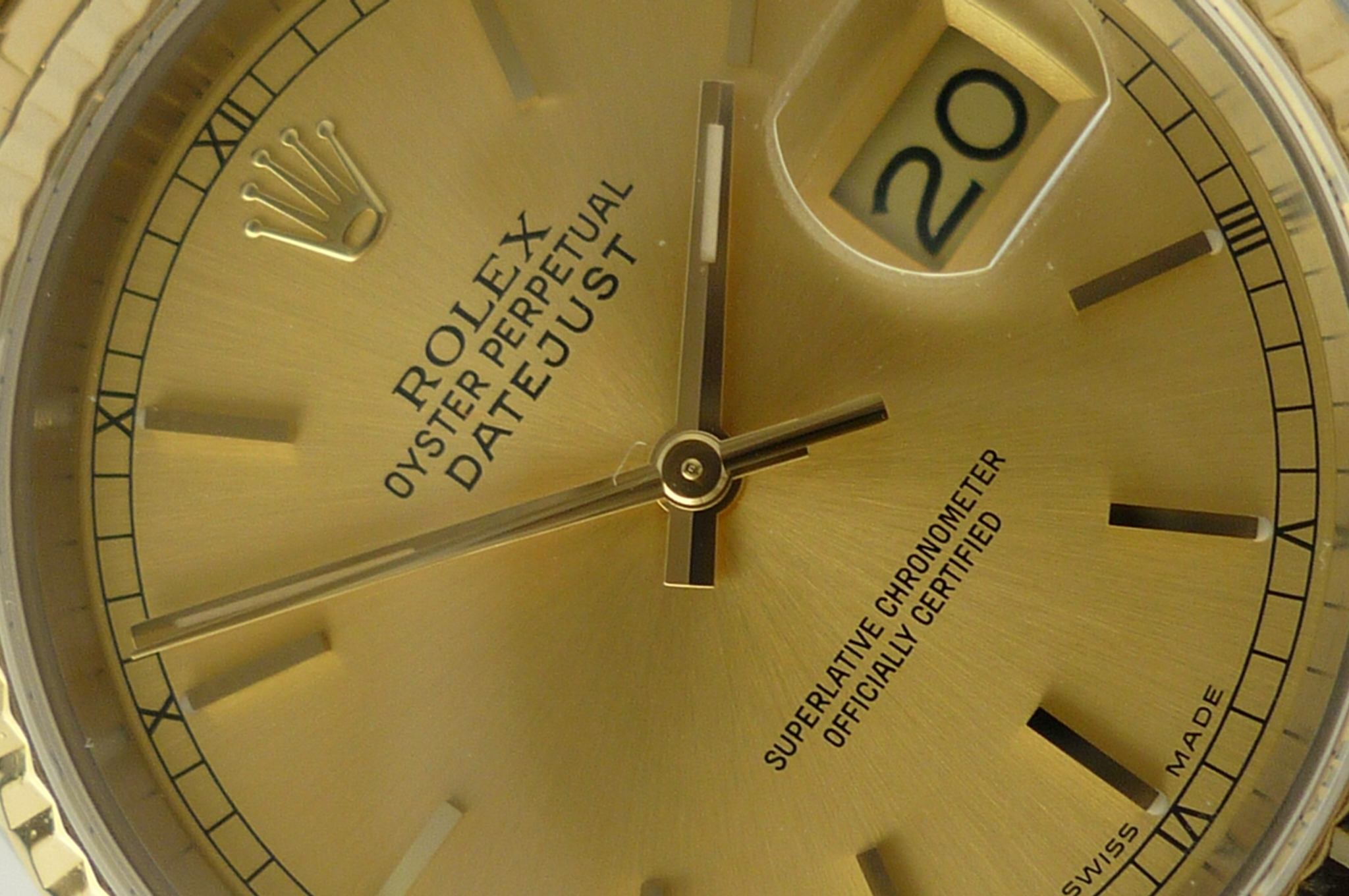 Rolex Oyster Perpetual DateJust watch ref 16233 (1987)