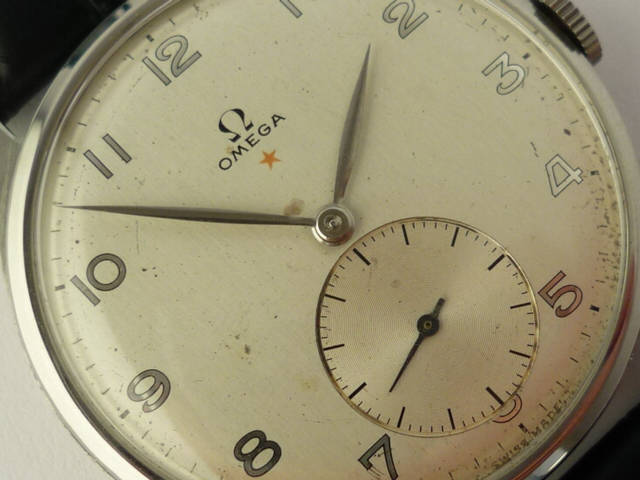 Omega Stainless steel Watch ref 2271-3 (1944)